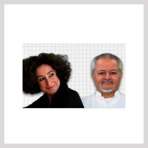 Aline Frankfort & Jean-Louis Baudoin <br />